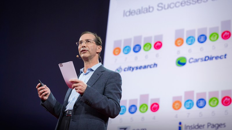 Bill Gross, founder of Idealab, stated relevant facts and reasons as to why certain startups succeed in his TED talk.