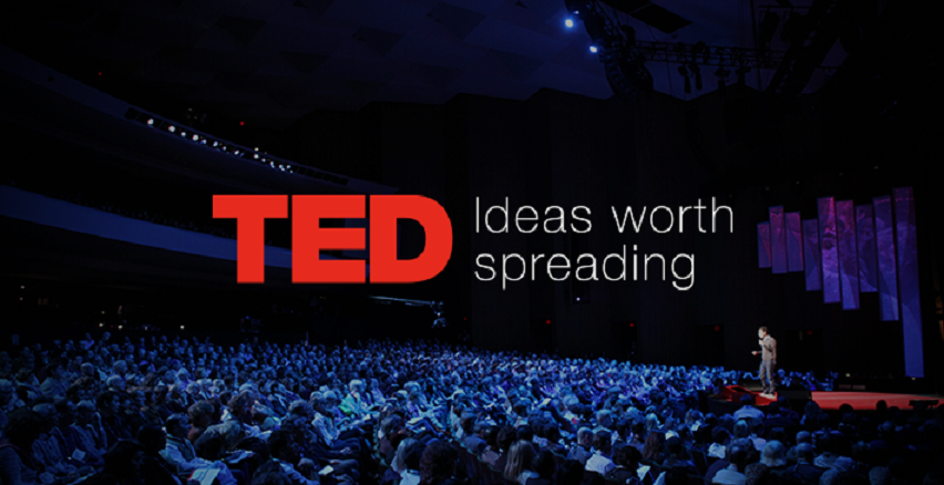 Why every entrepreneur should start watching/following TED talks