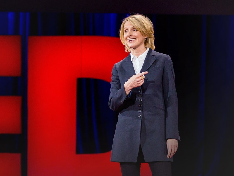 Elizabeth Gilbert, the author of Eat, Love, Pray gave an inspiring TED talk on how success can be as disorienting as failure. Give it a listen.