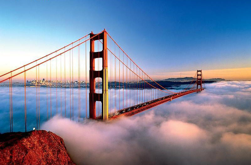 San Fran And All That's Grand For Biz In The Bay Area