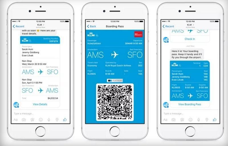 Expedia has made travelling easy for its users by allowing them to book hotels and flights using their chatbot.