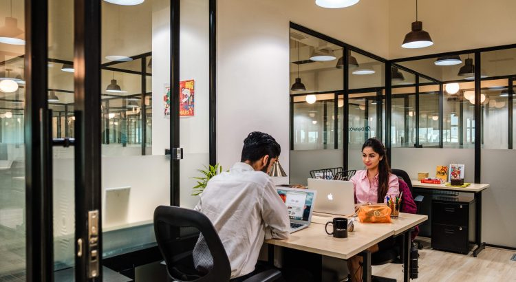 Business incubators allow startups to develop their teams, provide them with office space and sometimes training required for the business.