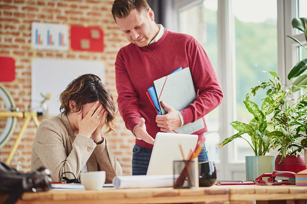 Micro managers often go off-track and start paying more attention on what others are doing instead of concentrating on their own role and goals. This tends to become a major setback for the team and the organisation.