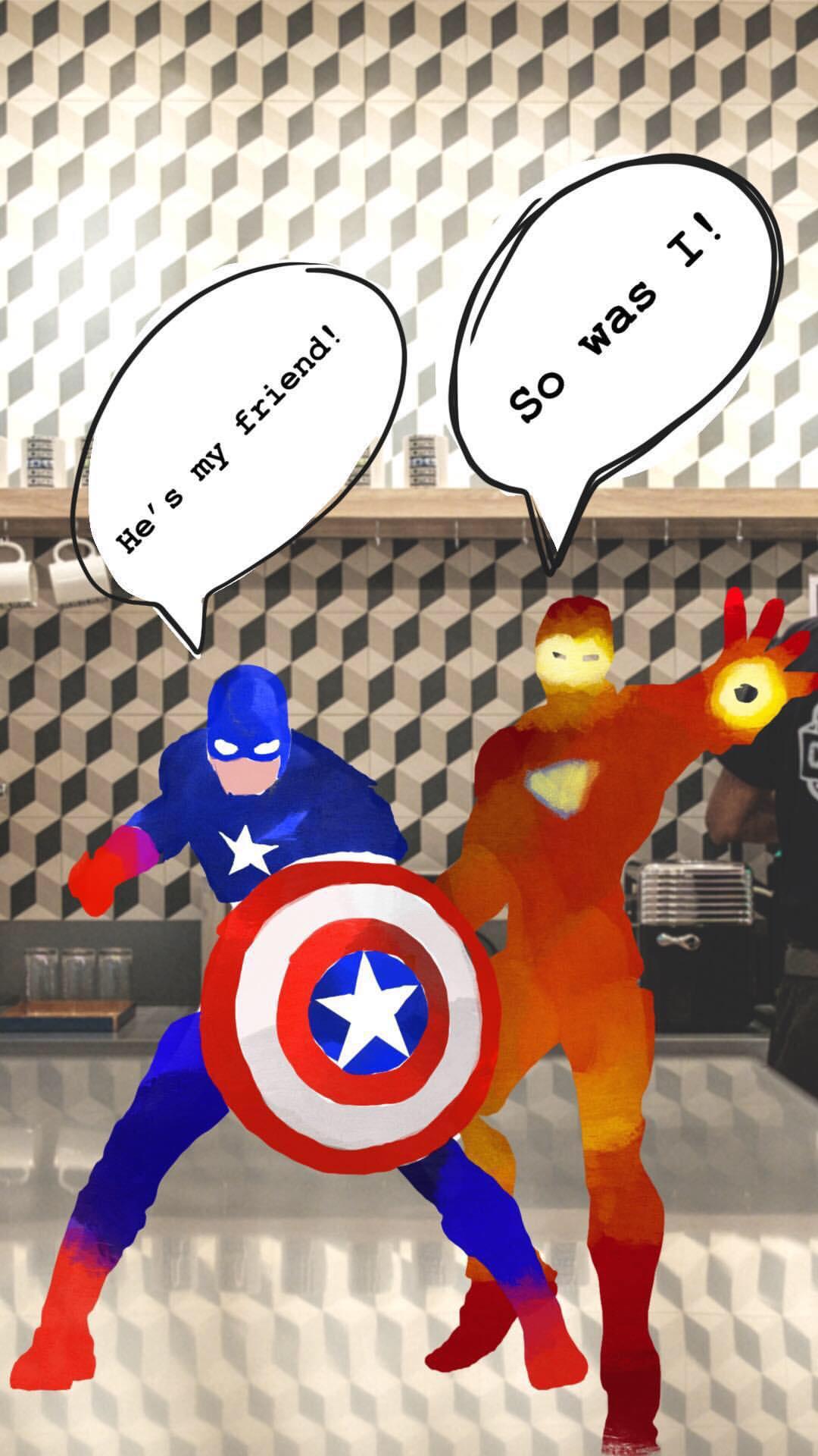 cowrks, avengers