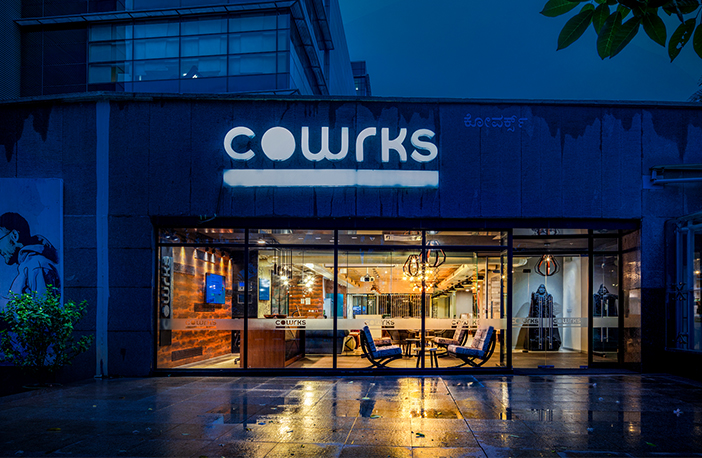 CoWrks new office space